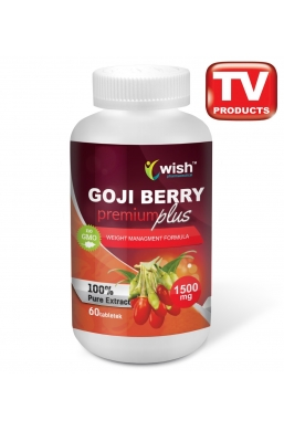 Owoce Jagody Goji Berry Premium Plus 1500mg