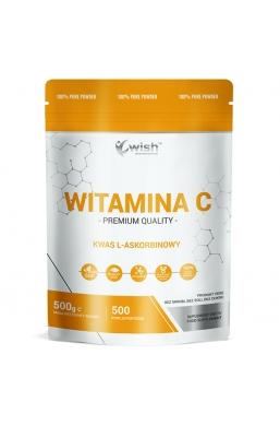 Witamina C Kwas L-askorbinowy w Proszku 500g Produkt Vege