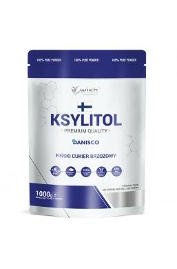 Ksylitol 100% Fiński Cukier Brzozowy Danisco 1kg Produkt Vege