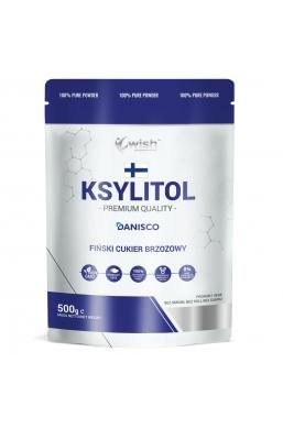 Ksylitol 100% Fiński Cukier Brzozowy Danisco 500g Produkt Vege