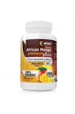 African Mango Premium Plus Forte 20:1 12000 120 tabletek