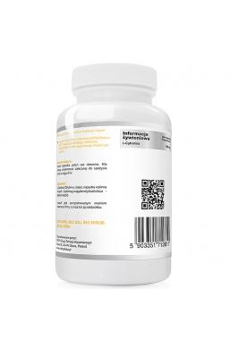 L-CYTRULINA 500mg MIĘŚNIE MEGA DAWKA 99,5% PRODUKT VEGE 120 kapsułek