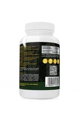 CBD 10mg + Witamina D3 4000IU FULL SPECTRUM 60 tabletek do ssania