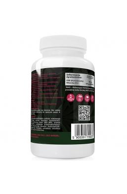 CBD 10mg+ WITAMINA B12 100µg METYLOKOMBALOMINA FULL SPECTRUM 60 tabletek do ssania PRODUKT VEGE